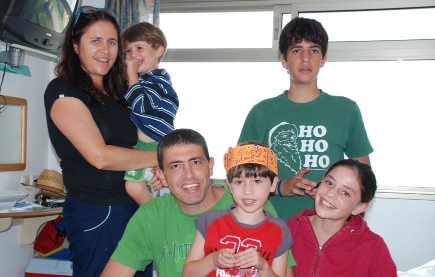 סיפורי משפחות - משפחת ברלינר