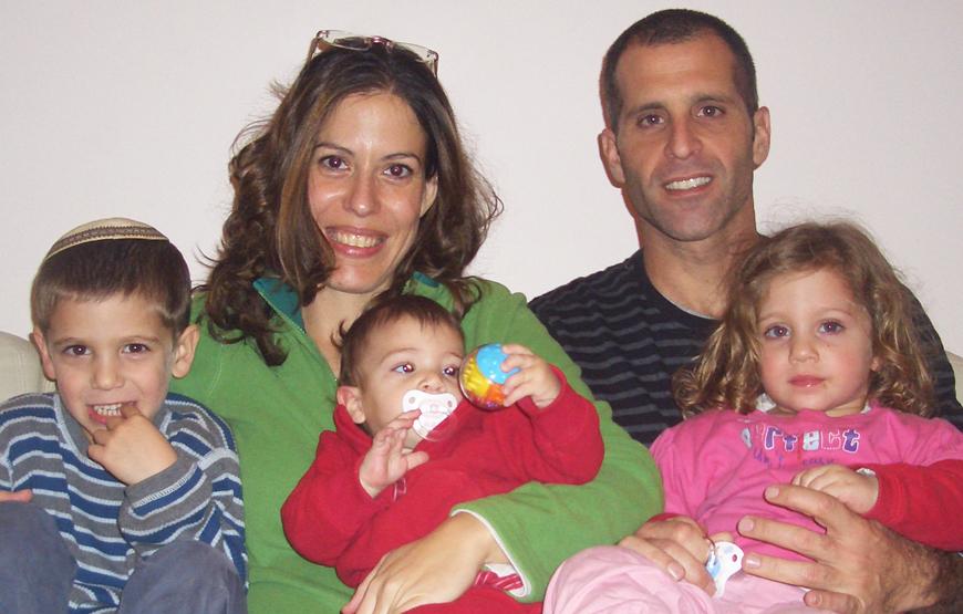 סיפורי משפחות - משפחת חיים