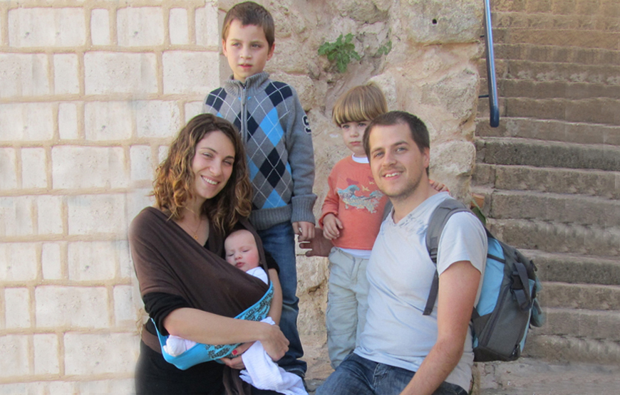 סיפורי משפחות - משפחת ליבר