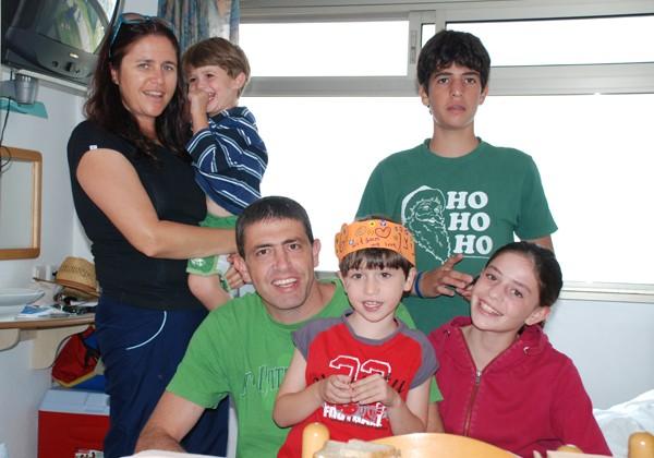 משפחת ברלינר 2010