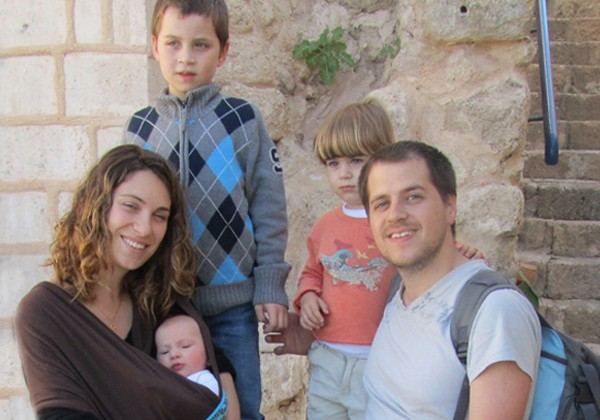 משפחת ליבר 2012